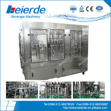 High Quality Juice Beverage Filling Machine/3 In 1 Processing Equipment