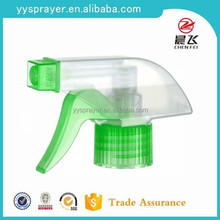 Transparent cover plastic nonspill 28/410 trigger sprayer