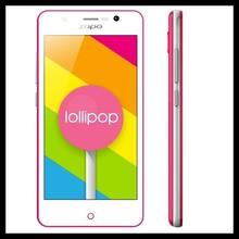 "Original ZOPO Color C ZP330 4.5"" MTK6735 64 bit Quad Core 4G LTE Cell Phone Android 5.1 1GB RAM 8GB ROM 5MP Camera OTG Dual SIM"