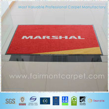 Customized Printed Mat, Nylon Welcome Mat, Rubber Mat