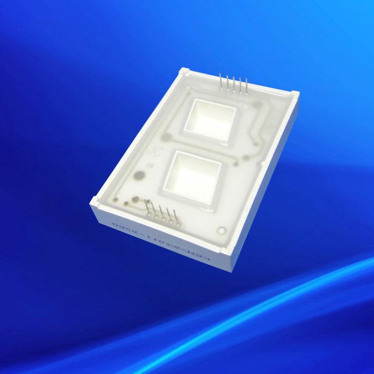 seven segment/7 segment 2.3 inch digital led numeric display