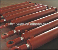 hydraulic cylinder for fitness equipment,double acting hydraulic cylinder used