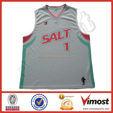 custom sublimation basketball top jerseys 15-4-18-18