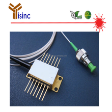 2015 new 10mW Butterfly laser module 1550nm DFB laser