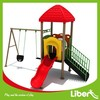 Liben Hot Sale Used Commercial Outdoor Kids Playground Slide for School LE.X9.504.132.01