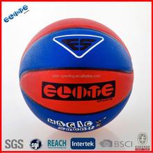 8 Panels Laminated pvc nice blue basketball