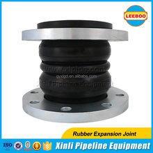 Stainless Steel Dual Ball Rubber Expansion Joints