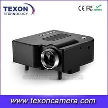 mini portable projector GM40 1080P support china portable cheapest computer usb mini projector