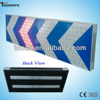 Solar LED Traffic Sign Security Light