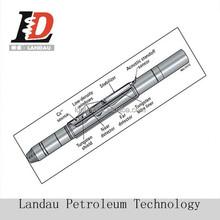 API Standard Gamma Borehole Thermometer in Natural Gamma Ray