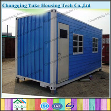 Flatpack Roof No Need Foundation Modular Prefab Shipping Container House for Sale