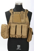 China Professional Manufacturer tactical combat assault vest /quick release army tactical combat vest