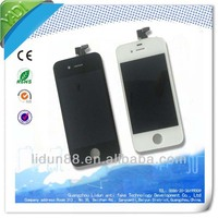 high quality HD Capacitive touch for iphone 4 lcd screen