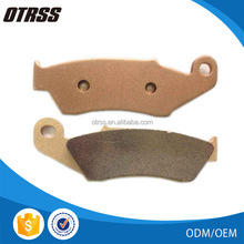 ATV parts ATV brake pads for HONDA