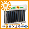solar ac solar collector mounted wall