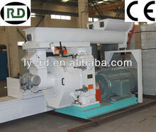 2015 Hot sale! CE certificate! 4t/h wood ring die making mill