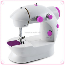 BM202 household mini logo sewing machine for jeans