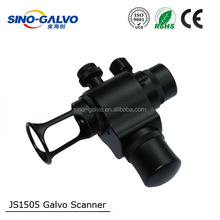 JS1505 Economy Fractional Galvo Scanner with auto protection