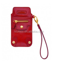 """Hex-Rock Series Rock Pouch,Cow Leather Case,phone pouch for Apple iPhone 6 4.7"""""""