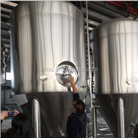 Fermenting Equipment Processing and Alcohol Processing Types Beer Brewhouse/Microbrewery