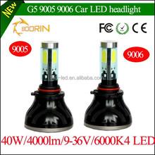80 W 4000LM H7 voiture led phare dodge journey fiat freemont 6000 k 9 - 36 V