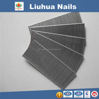 18 GA High quality F Type brad nail /pneumatic staple F50/air nail