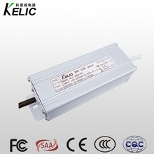 VP50 24V -36V LED power supply 50W waterproof LED driver 1500mA with hight PF95, IP67