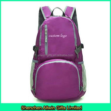 Fold up large waterproof travel backpack