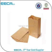 High quality small brown paper bags manufacturers in DongGuan
