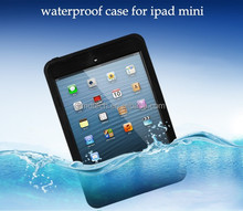 For ipad mini waterproof case, factory direct selling!!