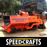 Low Price High Quality Asphalt Concrete Paver for Sale