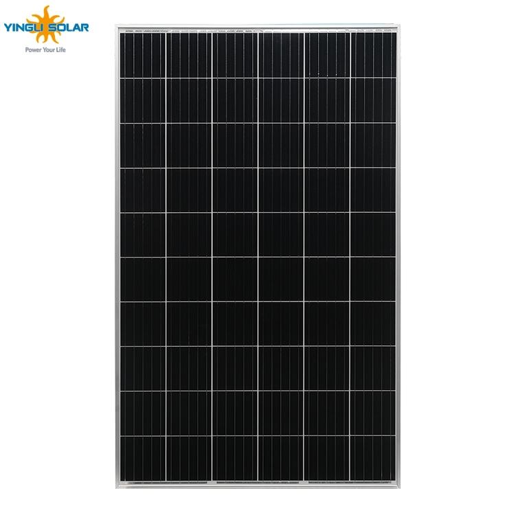Cina top 10 <span class=keywords><strong>produttore</strong></span> 255 w 260 w 265 w 270 w 275 w 280 w yingli pannello a celle solari e la batteria per la casa sistema di energia solare