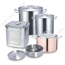 China different types Stainless steel kitchenware wholesale