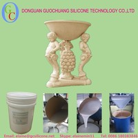 long shelf-time good flexibility molding silicone rubber liquid silicone with hardener