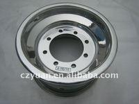 8x6 2+4 4-110/115 Dual P.C.D Spun sports ATV wheels