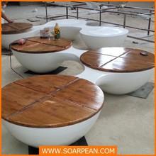 Durban FRP Gardon Chairs And Tables