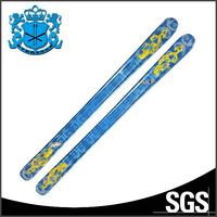 ABS sidewall customerized paulownia wood core popular design race ski