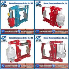 YWZ4 electric hydraulic drum thruster brake kit manufacturers established in 1995 year