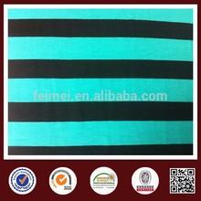 color stripe knit diamond velvet fabric