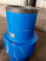 """monoblock insulating joint, high pressure 32"""" 9.8MPA Insulating Joint For Gas/oil Pipeline"""