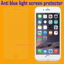 Anti Blue Light Tempered Glass Screen Protector for iPhone 4 4s