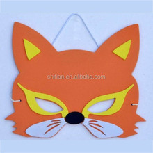Kids Party Fox Mask Party Halloween Masks MJ30