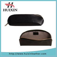 New arrival high quality leather pouch and bags customized leather jewelry bag
