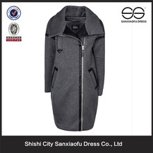 Wholesale New Fashion Style Winter Long Coat Women