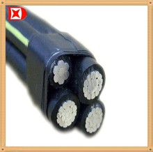 Low Voltage Aerial Bundled Cable (ABC cable)