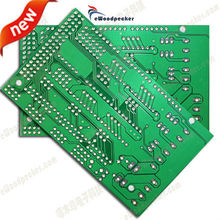 Woodpecker 4-layer Impedance PCB double sided pcb with lead free HASL