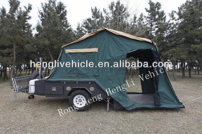 Hard Floor 4x4 Camper Trailer Or Kk 4wd Camping Trailer ...