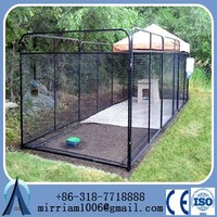 2014 new comfortable solid dog house dog kennel