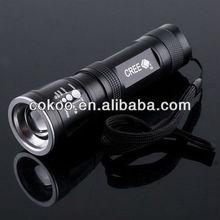 Mini Good Quality 3 Watt LED Flashlight F3