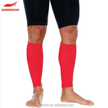 Best sell of calf compression sleeve for sport China quick dry basketball leg warmer